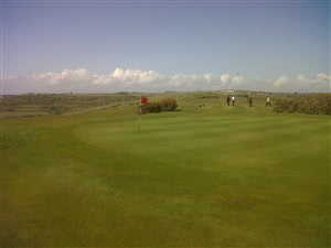 Image of the grounds at East Brighton Golf Club