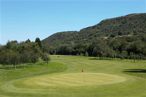 Image of the grounds at Mond Valley Golf Club