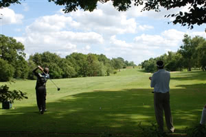 Image of the grounds at Arkley Golf Club