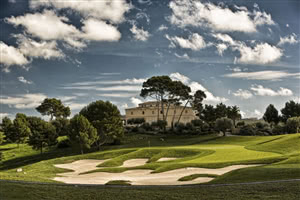 Image of the grounds at Golf Son Gual Mallorca