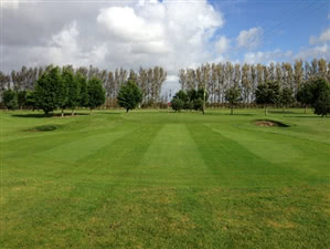 Image of the grounds at Southport Golf Academy