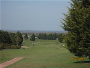 Image of the grounds at Bird Hills Golf Club