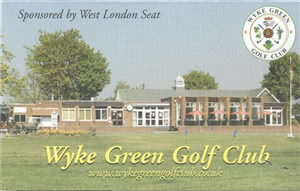 Image of the grounds at Wyke Green Golf Club