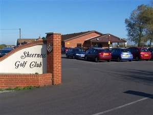 Image of the grounds at Sheerness Golf Club