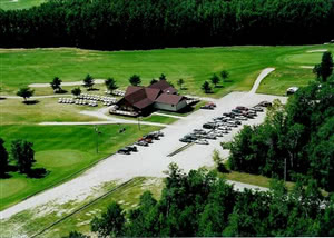 Image of the grounds at Mars Sandhills Golf Course