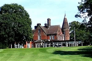 Image of the grounds at Brickendon Grange Golf Club
