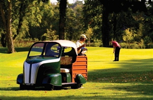Image of the grounds at Goodwood Golf Club
