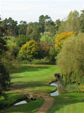Image of the grounds at Hever Castle Golf Club