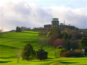 Image of the grounds at Craigmillar Park Golf Club