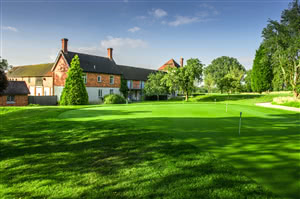 Image of the grounds at Cottesmore Golf Club
