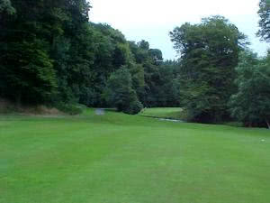 Image of the grounds at Glencorse Golf Club