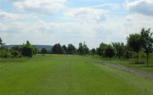 Image of the grounds at Wellow Golf Club