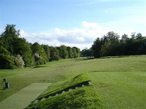 Image of the grounds at Faversham Golf Club