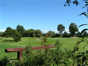Image of the grounds at Pwllheli Golf Club