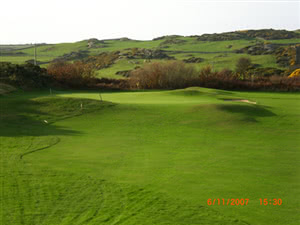 Image of the grounds at Bull Bay Golf Club