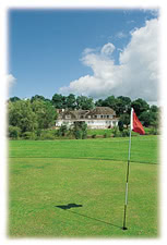 Image of the grounds at Mannings Heath Golf Club