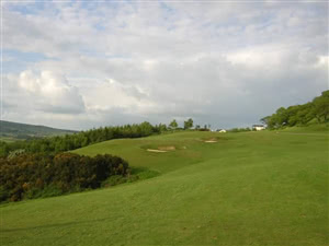 Image of the grounds at Dullatur Golf Club