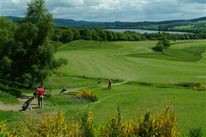 Image of the grounds at Dunkeld & Birnam Golf Club