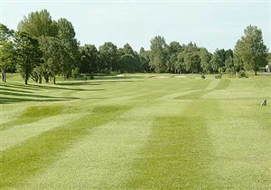 Image of the grounds at Bothwell Castle Golf Club