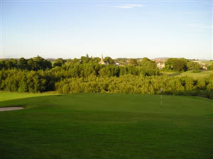 Image of the grounds at Carnwath Golf Club