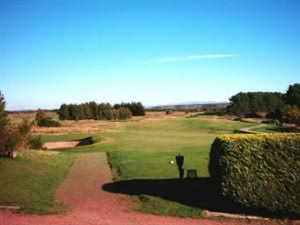 Image of the grounds at Lanark Golf Club