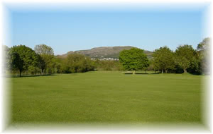 Image of the grounds at Rhuddlan Golf Club