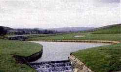 Image of the grounds at Old Padeswood Golf Club