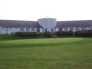Image of the grounds at South Pembrokeshire Golf Club