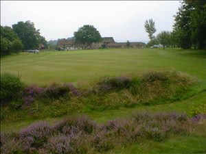 Image of the grounds at Holtye Golf Club
