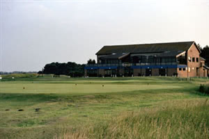 Image of the grounds at Prince's Golf Club