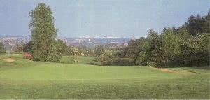 Image of the grounds at Radyr Golf Club