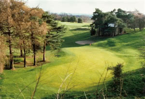 Image of the grounds at Wrexham Golf Club