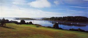 Image of the grounds at Mahee Island Golf Club