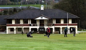 Image of the grounds at Banbridge Golf Club