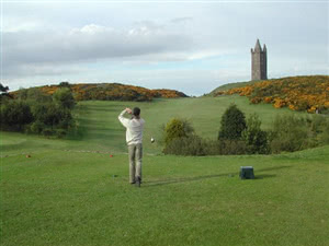 Image of the grounds at Scrabo Golf Club