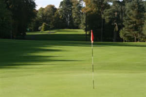 Image of the grounds at Moyola Golf Club