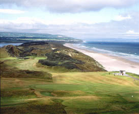 Image of the grounds at Portstewart Golf Club