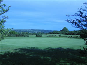 Image of the grounds at Yelverton Golf Club