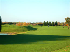 Image of the grounds at Millbrook Golf Club