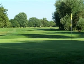 Image of the grounds at Laleham Golf Club
