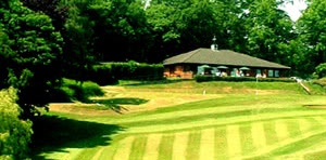 Image of the grounds at Dorking Golf Club