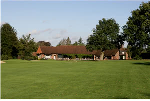 Image of the grounds at West Surrey Golf Club