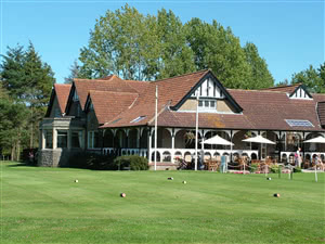 Image of the grounds at Bristol & Clifton Golf Club