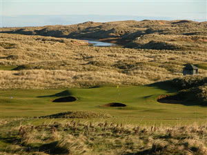 Image of the grounds at Fraserburgh Golf Club