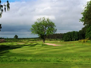 Image of the grounds at Meldrum House Golf Club