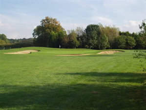 Image of the grounds at Hassocks Golf Club