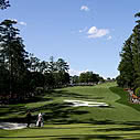 Image of the grounds at Augusta National Golf Club