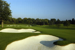Image of the grounds at Oakland Hills Country Club