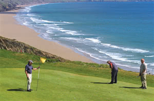 Image of the grounds at Whitsand Bay Hotel Golf & Country Club