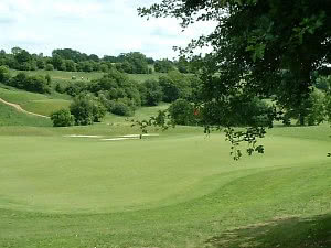 Image of the grounds at Surrey National Golf Club